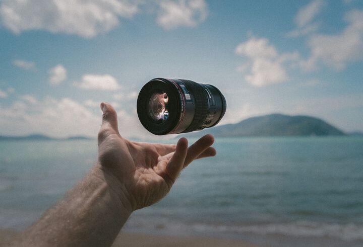 Consejos para comprar un objetivo reflex