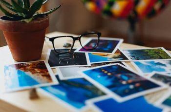 Pasos para organizar fotografías