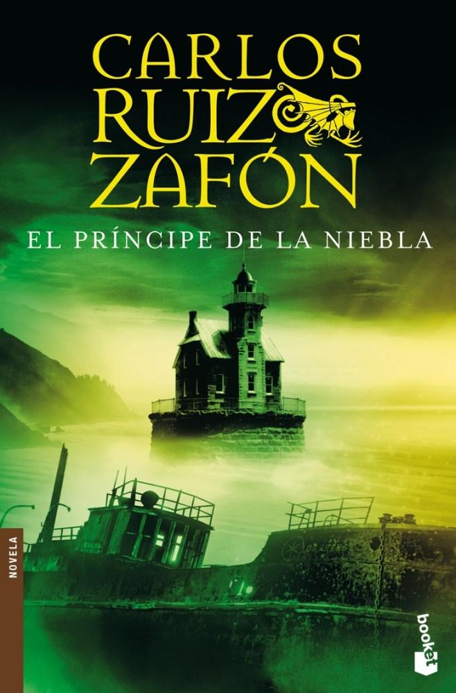 'El príncipe de la niebla' de Carlos Ruíz Zafón