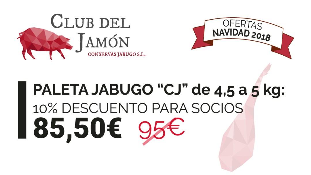 OFERTAS NAVIDAD CLUB DEL JAMÓN