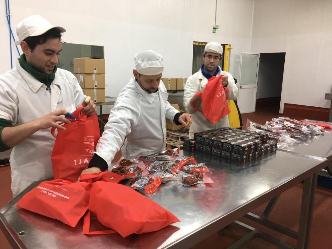 club del jamon navidad productos ibericos 003