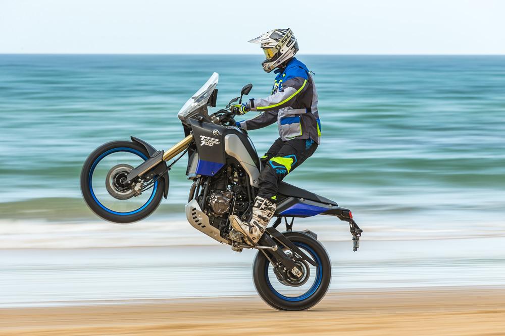 Yamaha Tenere 700 World Raid