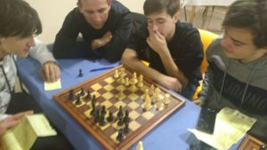 ajedrez analisis