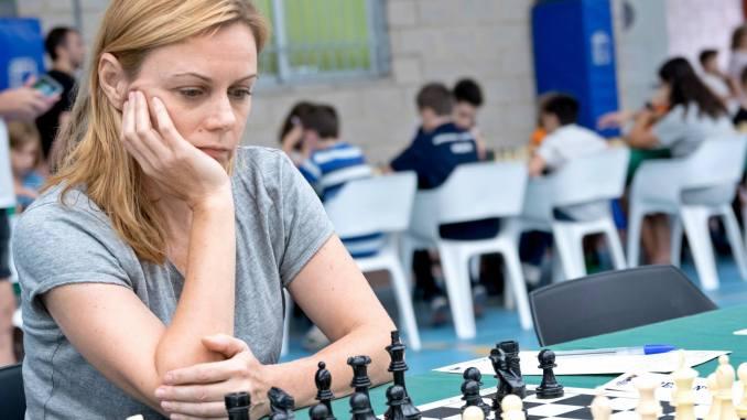 jugadora femenina