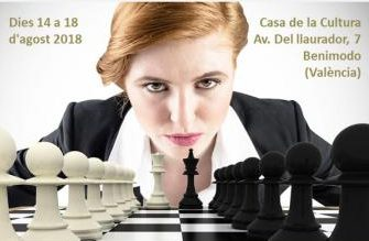 torneo ajedrez igualdad mujer