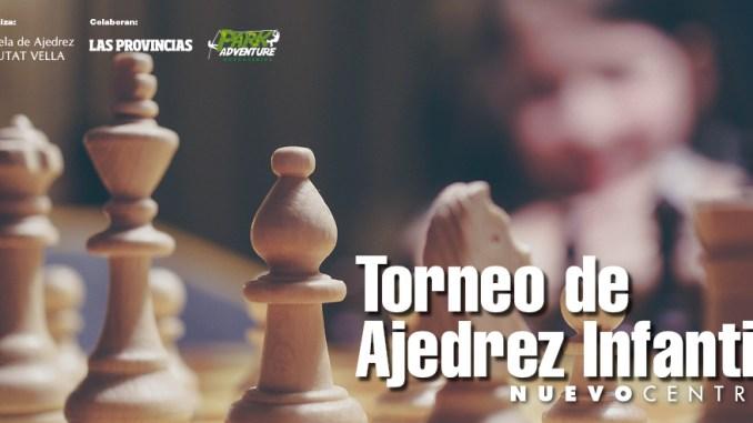 torneo escolar ajedrez nuevo centro 2018