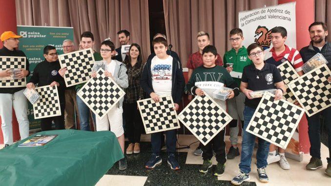 ajedrez burjassot