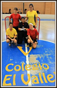 Equipo Unihockey senior fem