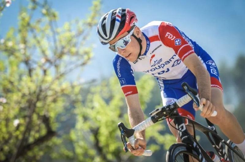 Théo Nonnez, 21 ans, cycliste, victime de burn-out, abandonne : «Je ne prenais plus aucun plaisir sur le vélo»