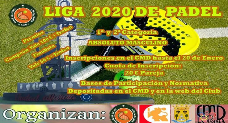 LIGA DE PADEL 2020
