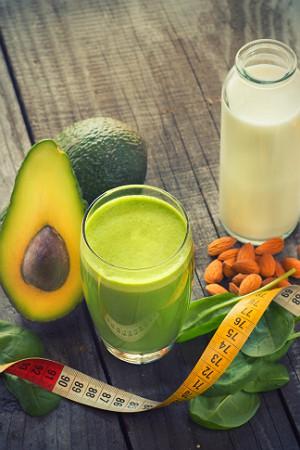 A vitamina é recheada de ingredientes que promovem a saciedade