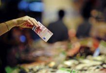 Rezervele valutare la Banca Naţională au crescut cu 500 de milioane de euro în martie
