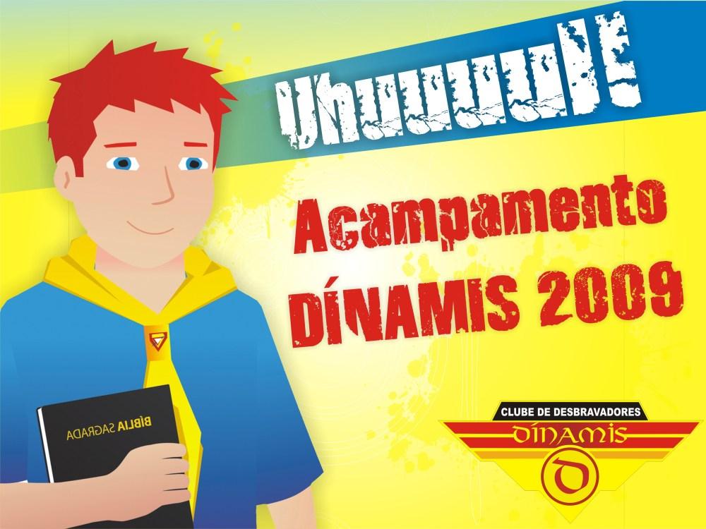 Acampamento Dínamis 2009 (1/6)