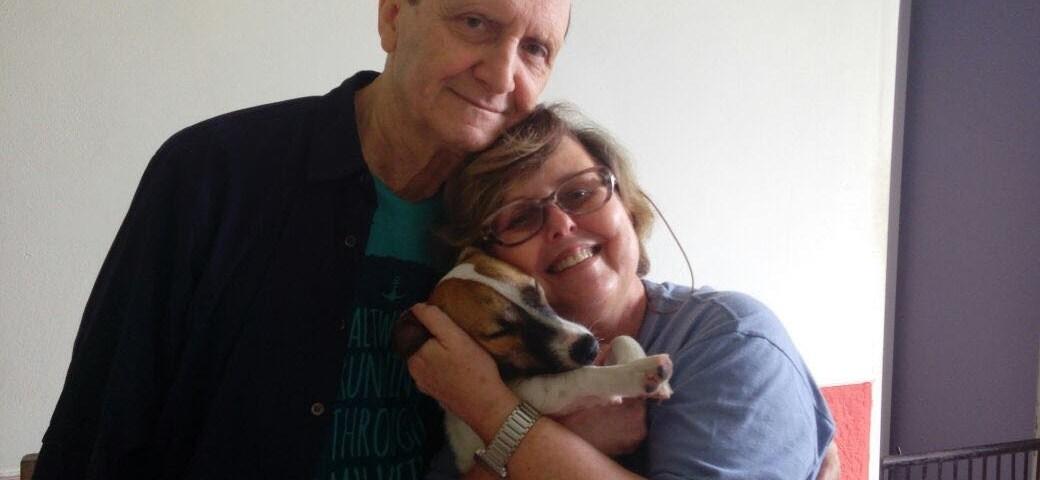 Ethel e Claudio Apfel