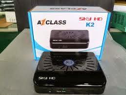 AZCLASS SKY HD K2
