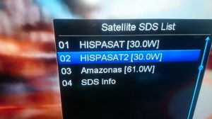 SDS HISPASAT