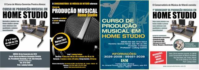 Cursos Home Studio - Ludwig Calixto