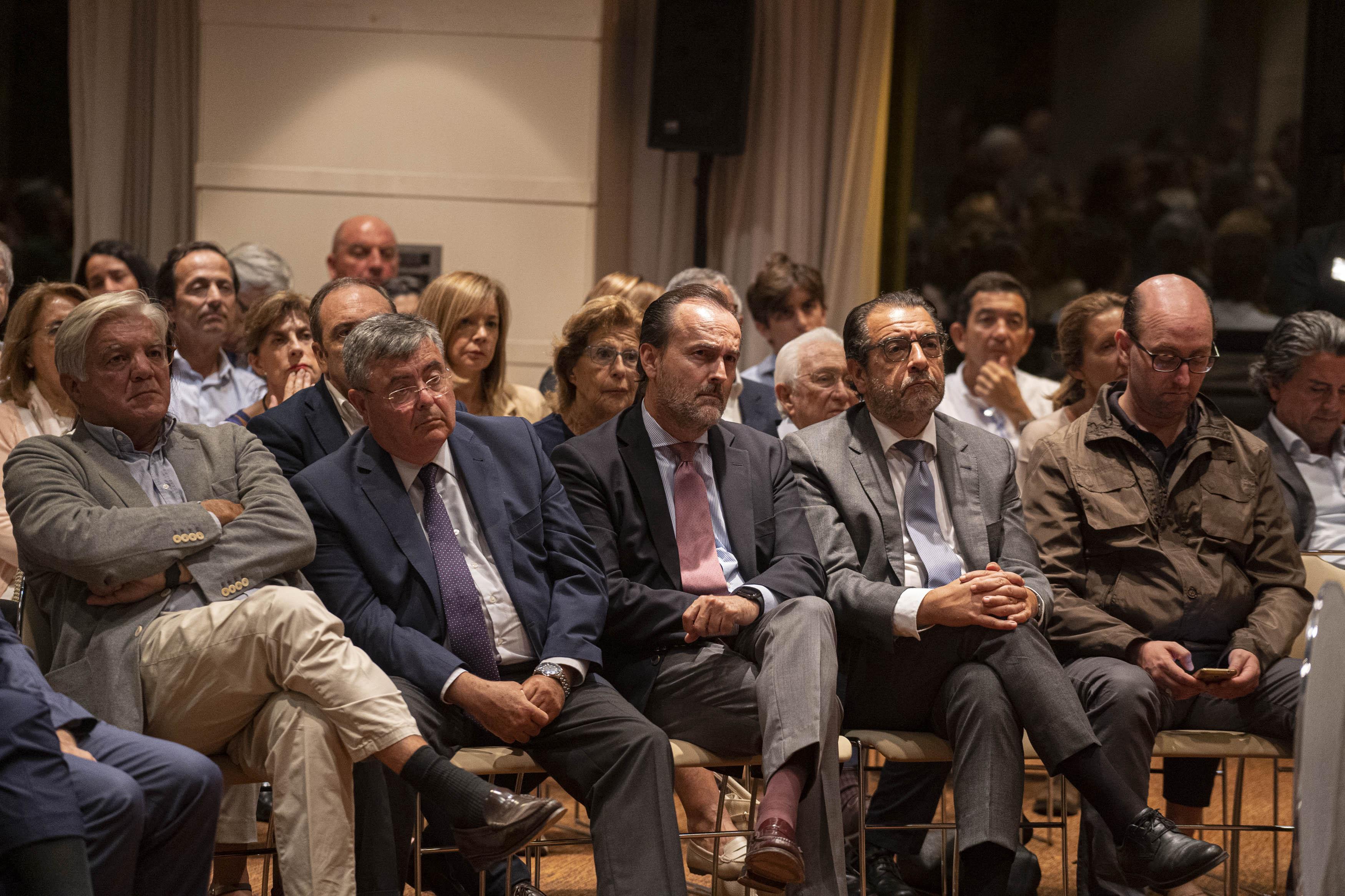 El presidente del Real Instituto Elcano inaugura la temporada del Club de Encuentro XIII