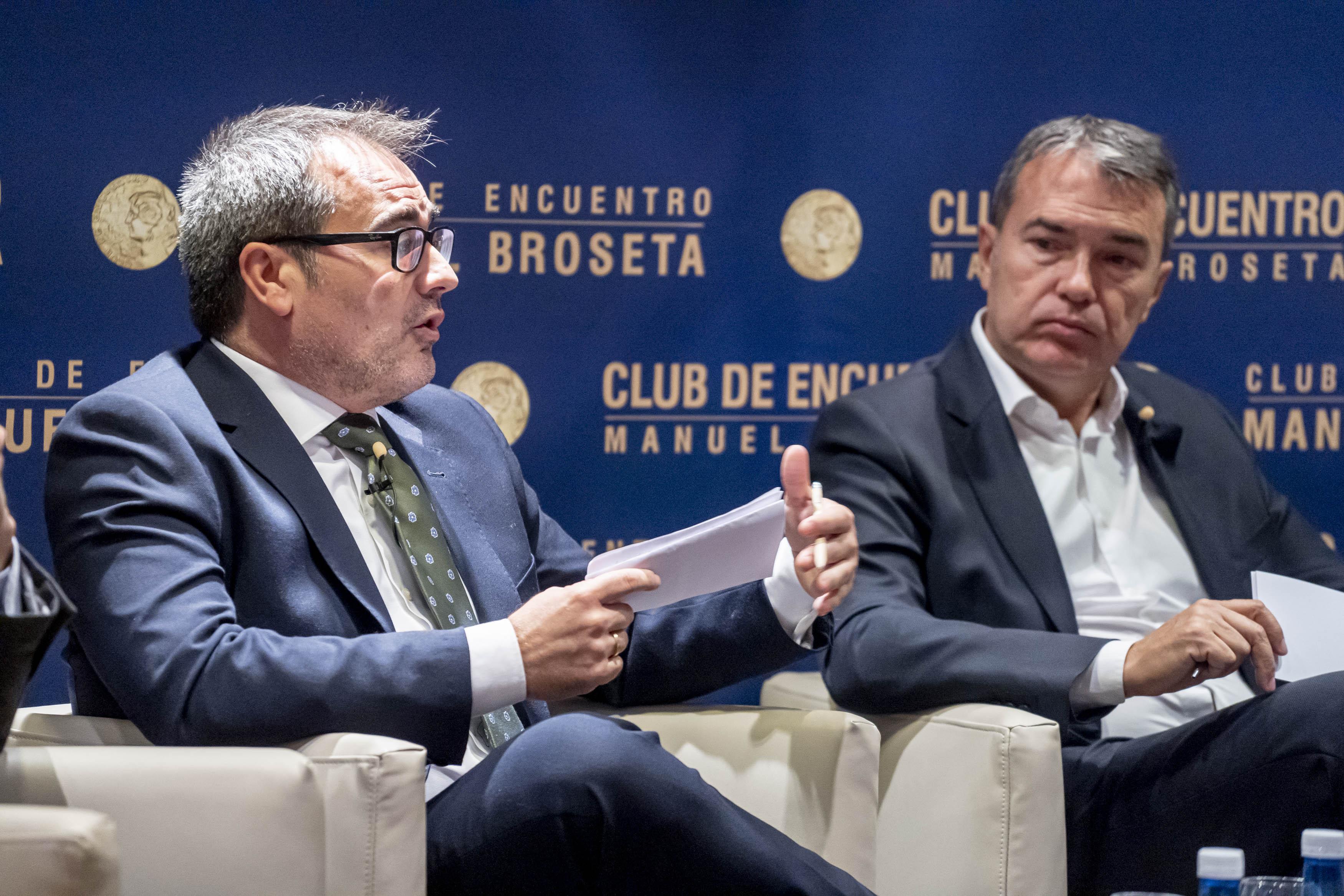 Los directores de medios valencianos analizan los resultados electorales del 10N 7