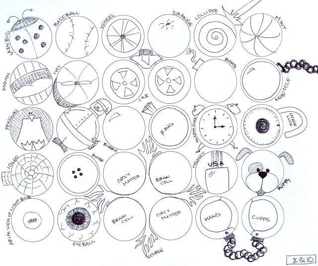 30 Circles Challenge: Creative Icebreaker Activity with