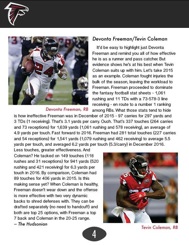 A Look Inside - Atlanta Falcons - 4