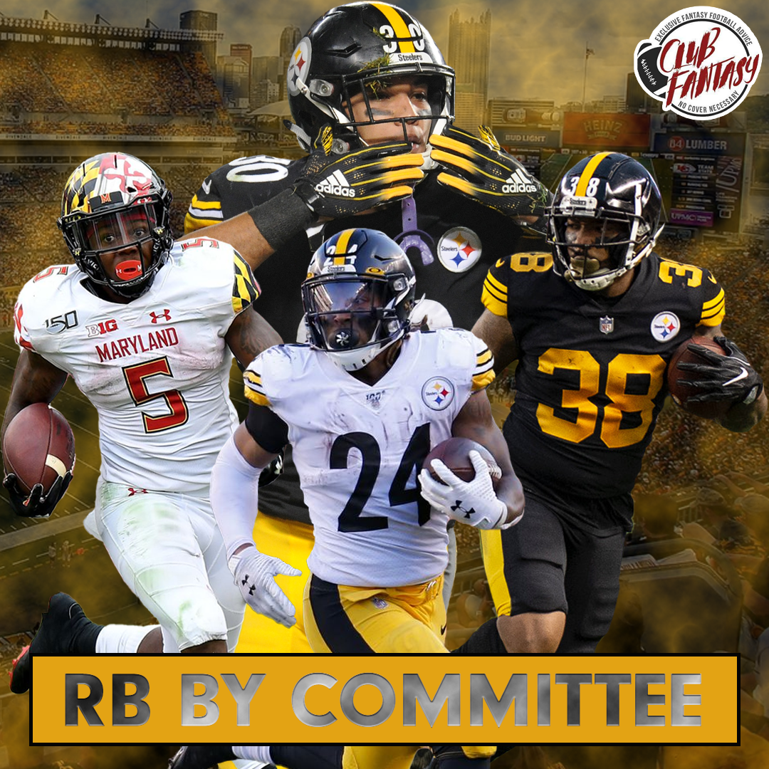 RB By Committee 2 - Steelers