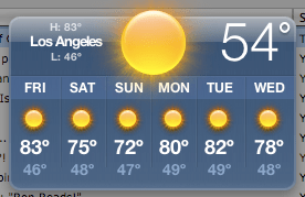 weather-in-la