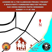 LEGENDS MC & THE CLUBHOUSE PROUDLY PRESENT