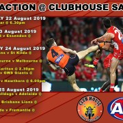 AFl Live Clubhouse Steak Grill Bar Sanur Bali