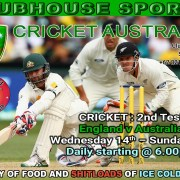 Clubhouse Steak Grill & Bar Sanur Cricket Australia