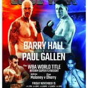 Boxing Hall vs Gallen WBA World Title Friday November 15 2019
