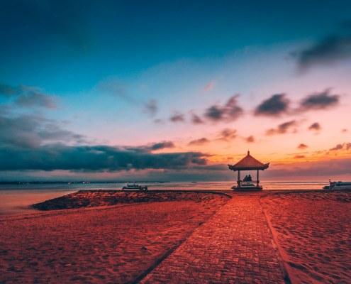 One bedroom condo sanur sunrise beach bali