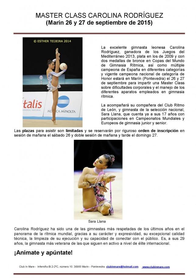 Carolina Rodríguez Master 2