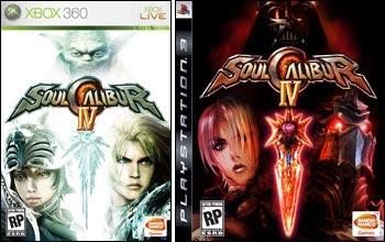 IMAGE: Soul Calibur IV box art
