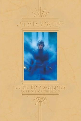 COVER: Luke Skywalker, Last Hope for the Galaxy
