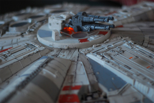 DETAIL: Peter Clute\'s pimped-out Falcon