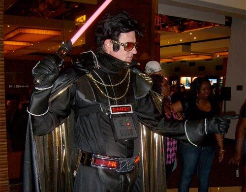 Elvis Vader?!?