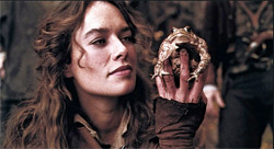 Lena Headey in 'The Brothers Grim'
