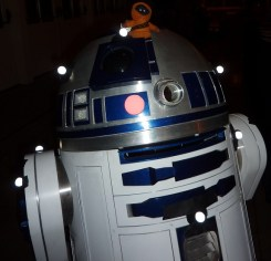 R2-D2 at LFL screening with Jawa