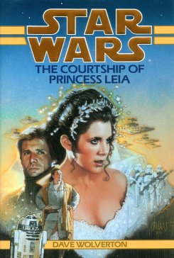 Courtship of Princess Leia
