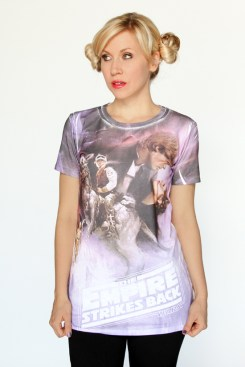 Empire Strikes Back Sublimated tee