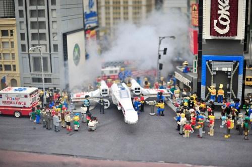 Legoland-CA-X-Wing-model