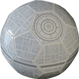 Celebration Europe's Death Star Football