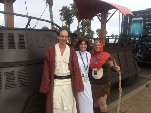 Course of the Force 2013 - Team Hondo