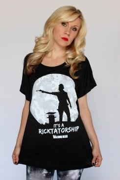 Ricktatorship tee