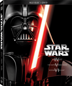It's official: Both Star Wars trilogies to be rereleased as Blu-Ray/DVD combo packs in October (2/2)