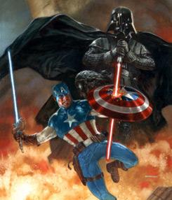 Vader vs. Captain America