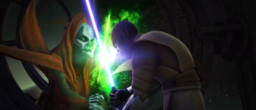 TCW: Lost Missions Trailer #1 (Talzin vs. Windu)