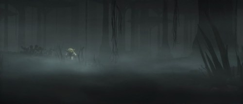 TCW: Lost Missions Trailer #1 (Yoda on Dagobah)