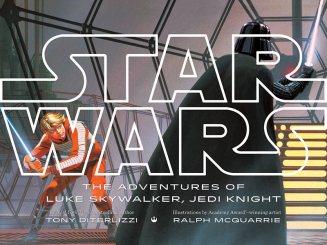 The Adventures of Luke Skywalker